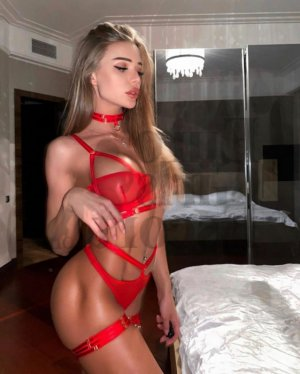 Marie-violette erotic massage & live escort