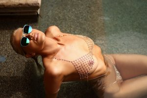 Andie nuru massage in Sherman, escort girl