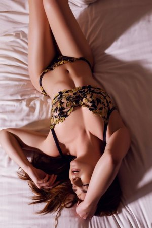 Fina escort in Spanish Fork, nuru massage
